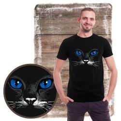 """Koszulka chłopięca z kotem """"Taffy"""""""