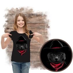 "Koszulka chłopięca z koniem""Luminous"""