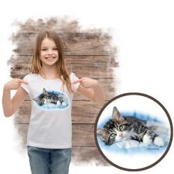 koszulka z kotem taffy