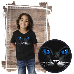 koszulka z kotem BLUE_EYES_BLACK_CAT
