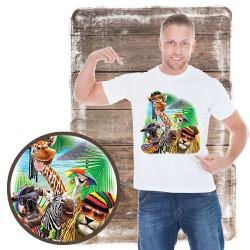"Koszulka męska motyw plaża ""MONTEGO BAY"""