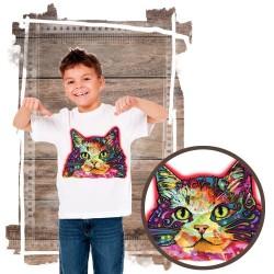 koszulka z kotem RAGAMUFIN