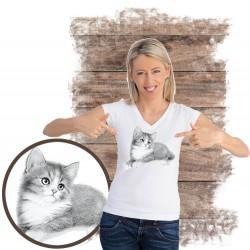koszulka z kotem PUSS IN BOOTS