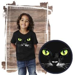 Koszulka chłopięca z kotem...