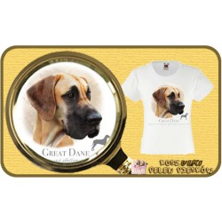 koszulka z psem rodezjan HR