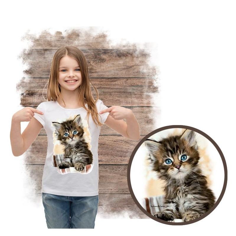 koszulka z kotem chantelle
