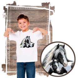 Koszulka chłopięca z koniem GYPSIES
