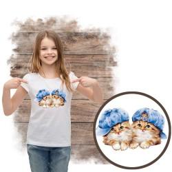 koszulka z kotem SUNFLOWER BUDDIES